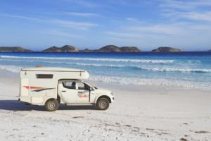 Westaustralien - Apollo Camper Lucky Bay