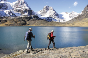 Bolivien - Condoriri Trek