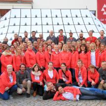 DIAMIR-Team auf den Globetrottertagen in Dresden 2017