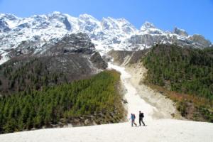 Indien - Bergsteigen und Trekking im Quellgebiet des Ganges