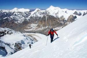 Nepal - Besteigung des Himlung 7126m